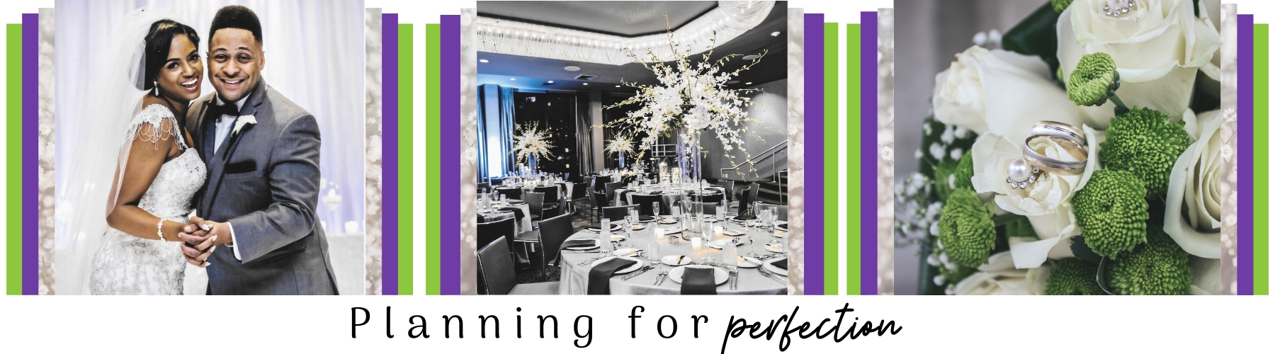 Wedding planner for a perfect wedding