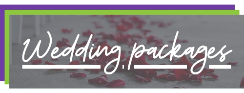 Wedding packages to fit all wedding visions.